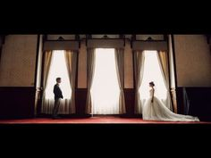 Two of us【オープニングムービー / opening movie -Pre Wedding film vol.8- 】 - YouTube