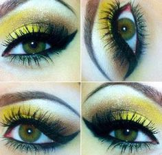 Beautiful yellow is hard to find. Loving this!