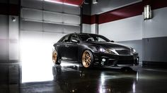 2008 Lexus IS 250 by Sonic Motorsports in San Jose CA . Click to view more photos and mod info.