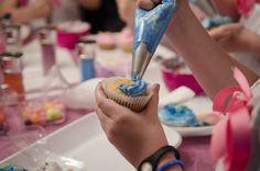 Como fazer uma festa de cupcakes