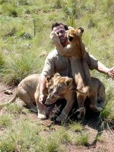 KEVIN RICHARDSON, IS THE HEAD OF A CHARITABLE ORGANIZATION WHICH IS DEDICATED TO INSURING THE WELL BEING OF AFRICAN MAMMALS.