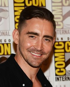 Lee Pace At San Diego Comic Con