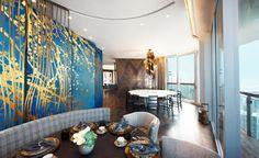 10 căn hộ penthouse đắt nhất thế giới với không gian tuyệt đẹp, nội thất sang trọng, tiện nghi là...