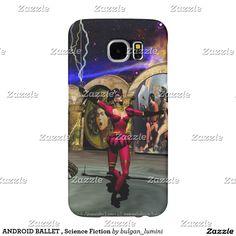 ANDROID BALLET , Science Fiction Samsung Galaxy S6 Cases #robot #tech #scifi #3d #robotics #geek #cyborg