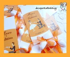 Wedding Bookmark