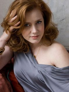 The redheaded women gene Beautiful Redhead, Beautiful Celebrities, Beautiful Actresses, Cabelo Amy Adams, Amy Addams, Actress Amy Adams, Amazing Amy, Amanda Seyfried, Pretty Woman