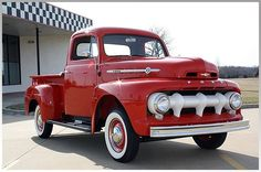 1952 Ford F1