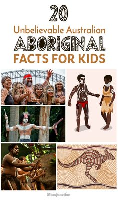 Aborigines are indigenous people living in Australia with different art and culture. To know more, read here the interesting aboriginal facts for kids. Aboriginal Facts, Aboriginal Art For Kids, Aboriginal Symbols, Aboriginal Dreamtime, Aboriginal Education, Indigenous Education, Aboriginal Culture, Aboriginal People, Australia Fun Facts