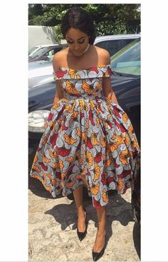 african print dresses African Print dress, Flower Ankara Dress, African Clothing, African Clothing for Women, African Dres African Fashion Ankara, Ghanaian Fashion, African Print Fashion, Africa Fashion, Men's Fashion, Fashion 2018, Dress Fashion, African Style, Fashion Ideas