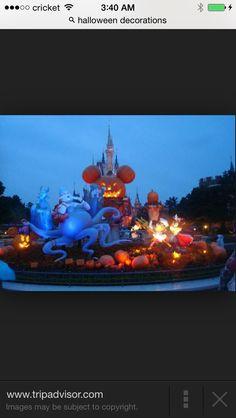 Another Disney Halloween
