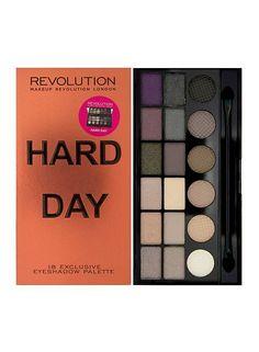 Makeup Revolution Salvation Palette – Hard Day