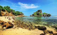 HUIZ DE RICO HOSTEL YOGYAKARTA: Hotel Dekat dengan Wisata Pantai Nglambor Jogjakar...