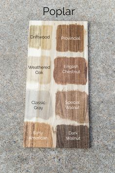 Best Stain For Walnut Table