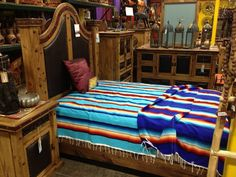 Rustic Mexican Furniture At Tres Amigos, Www.tresamigosworldimports.com