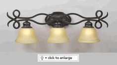 "13313, 13311, 13312, 13314,RIO BRAVO PLC Bathroom Lighting    MATCHING CEILING LIGHT MODEL- 13316 AVAILABLE    ""Please Click on the Picture under Schematic to see Detail Information for all Models""  Regular price: $190.00  Sale price: $137.00"