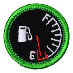Running on Empty Merit Badge