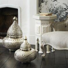 Lampe orientale – profiter de son côté chaleureux pour créer une décoration authentique incomparable