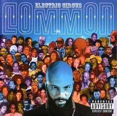 Common - Electric Circus (2002 CD)