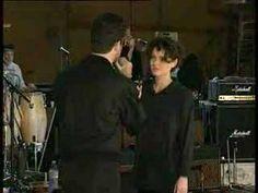 George Michael & Lisa Stansfield rehearsals of TATDOOL - YouTube