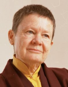 Humor and openness ~ Pema Chödron http://justdharma.com/s/6p9mh  Learning how to be kind to ourselves is important. When we look into our own hearts and begin to discover what is confused and what is brilliant, what is bitter and what is sweet, it isn't just ourselves that we're discovering. We're discovering the universe. When we discover the buddha that we are, we realize that everything and everyone is Buddha. We discover that everything is awake, and everyone is awake. Everything and…