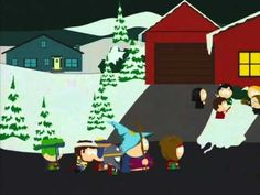 TERRIBLy funny... South Park Lord of the Rings vs. Harry Potter