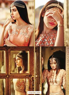 Indian Fashion-Anita Dongre: The Wedding Diaries 2015