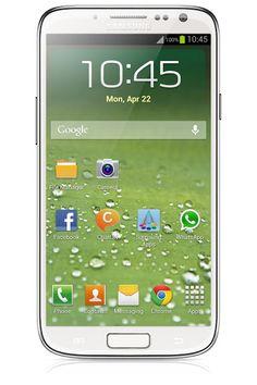 Specificatiile telefonului GALAXY S4 apar in testele de benchmark