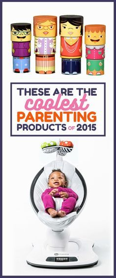 These Are The Coolest Parenting Products Of 2015