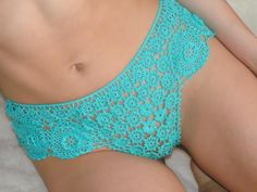 Crochet lingerie - diamondinapril - Álbumes web de Picasa
