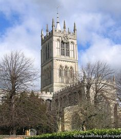 st marys church melton mowbray, leicestershire