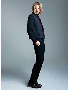 ba collection automne hiver 2012-2013 AEROSMISSE jacket - RHESUS pull-over - PANIC pants