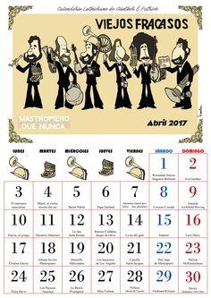 Les Luthiers Abril 2017
