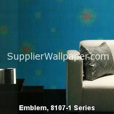 Emblem, 8107-1 Series
