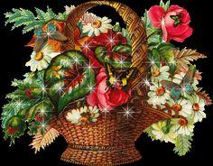 2378 - Hareketli Çiçek Resimleri | Flowers Gifs
