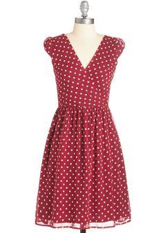 All She Wants to Do is Prance Dress, #ModCloth