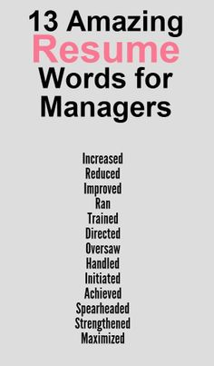 Great words to use on your get the best resume tips! Great words to use on your get the best resume tips! Great words to use on your get the best resume tips!