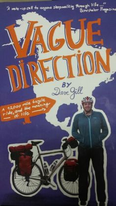 Vague Direction by Dave Gill Read June 2015