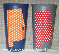 Another cute tailgate cup....