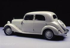 MERCEDES BENZ Typ 170 (W136/W191) (1946 - 1955)