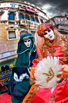 bf23a6d9a42 19722 - Photograph at BetterPhoto.com Venetian Carnival Masks
