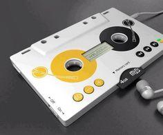 USB Cassette MP3 Player |
