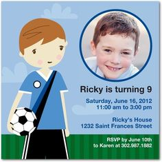 soccer party invitations 3