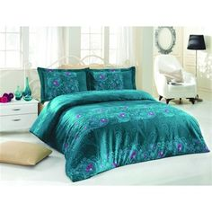 Esil Home - Parure de lit - turquoise - 2024128