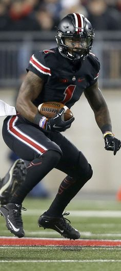 Braxton Miller #1  GO BUCKS!!! We love our Ohio State Football team.                                                                                                                                                                                 More