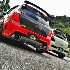 For Swift lovers Suzuki Swift Sport, Modified Cars, My Ride, Custom Cars, Dream Cars, Dan, Wheels, Garage, Lovers