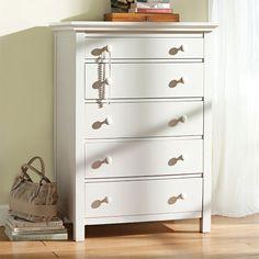 Stuff-Your-Stuff Tall Dresser | PBteen