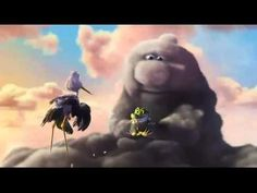 Partly Cloudy Video- Inference with no words in video Great movie!!!