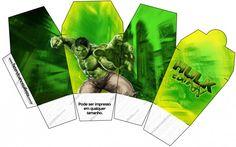 Caixa China in Box Hulk: