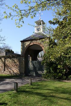Stable Block, Morden Hall Park, Merton