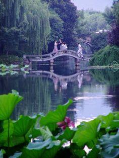 awesome pics: Xihu, Hangzhou, Zhejiang, República Popular de la Xina